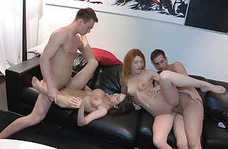 Pounding welcome to group fuck-a-thon